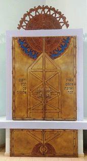 ארון הקודש בהוד והדר